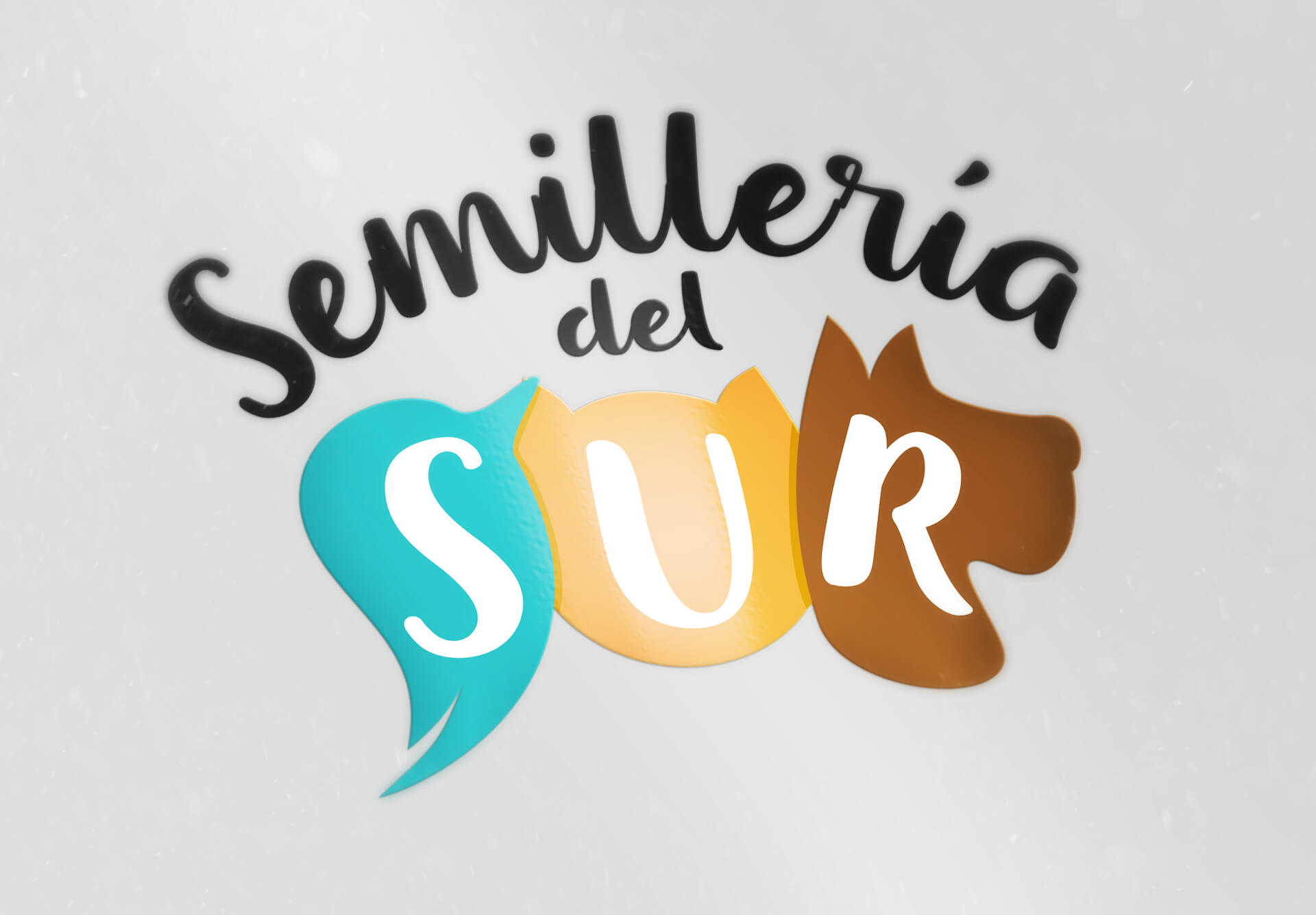 Logotipo Semillería Del Sur