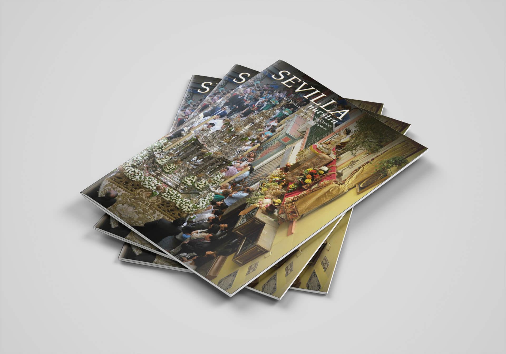 Revista Sevilla Nuestra Especial Corpus Christi 2015