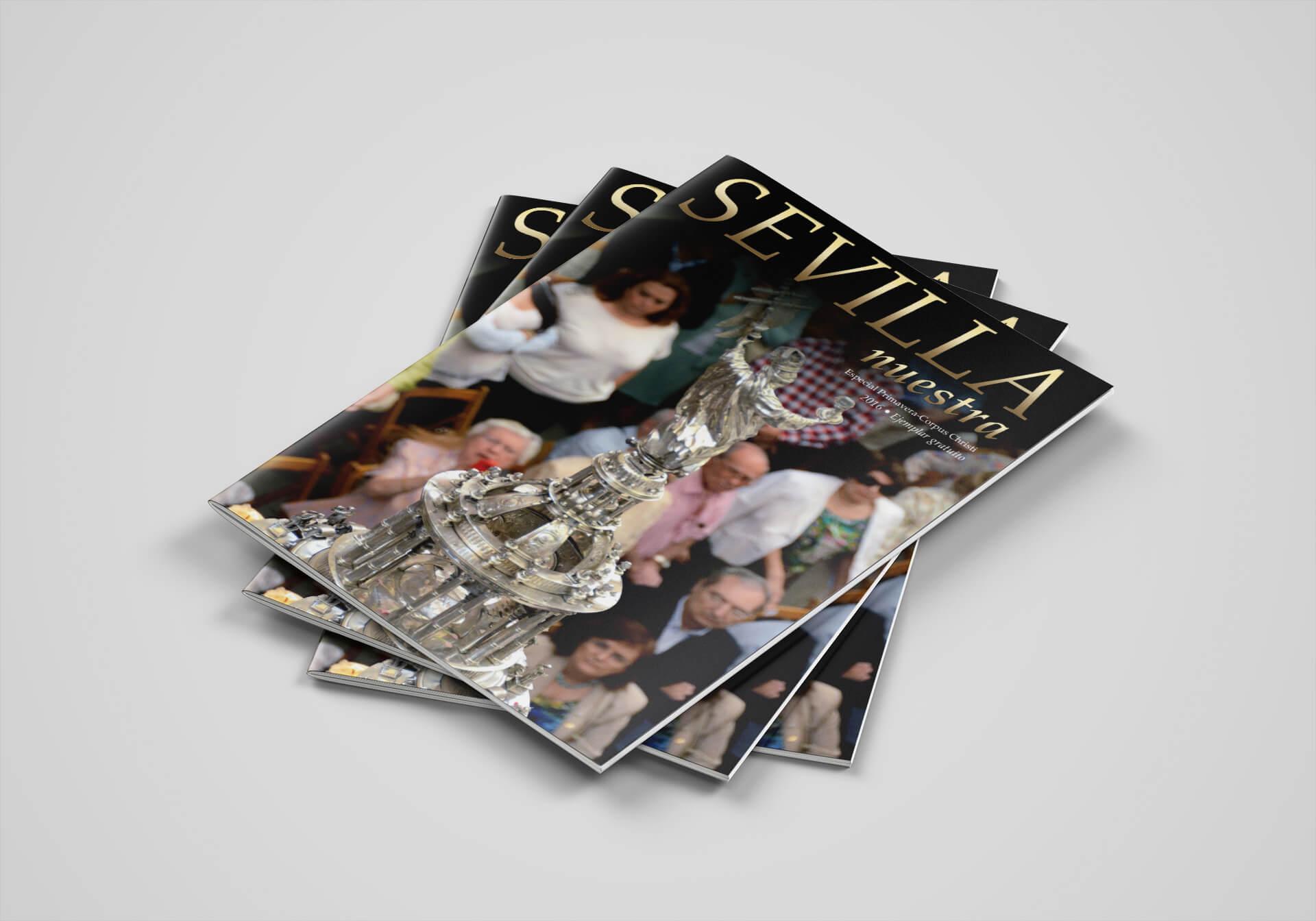Revista Sevilla Nuestra Especial Corpus Christi 2016