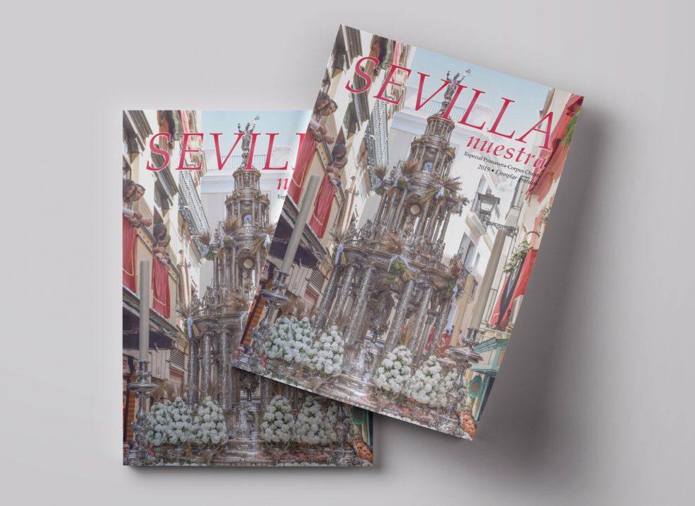 Revista Sevilla Nuestra. Especial Corpus Christi 2019